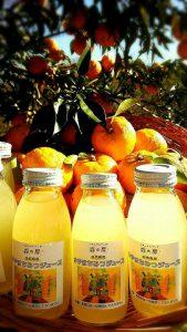 自然栽培ゆずはちみつジュース
